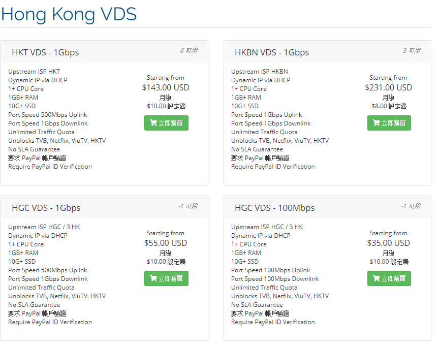 Kuai Che Dao 香港VDS